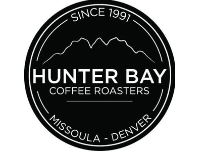 Since 1991 Hunter Bay Coffee Roasters Missoula - Denver