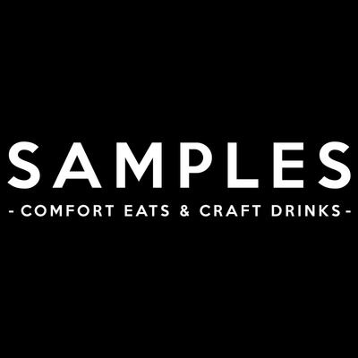 SAMPLES Comfort Eats & Craft Drinks